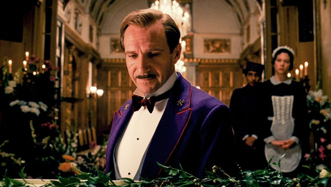"""Ralph Fiennes in """"The Grand Budapest Hotel.'"""