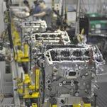 Detroit automakers downshift workforce, lineups