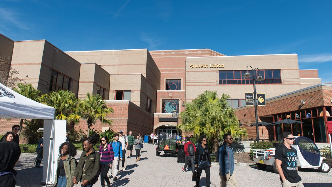 UCF Student Union hiring for fall semester