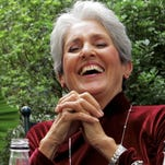 Interview: Joan Baez on Bob Dylan's Nobel Prize and when she'll give up performing