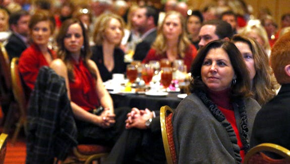 Business at its Best was held, on Friday Feb. 6, 2015, at the Embassy Suites Murfreesboro Hotel & Conference Center.