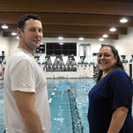 In pool and out, Sarah Lawrence seeks NCAA success