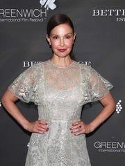 Actor and Changemaker Award recipient Ashley Judd attends