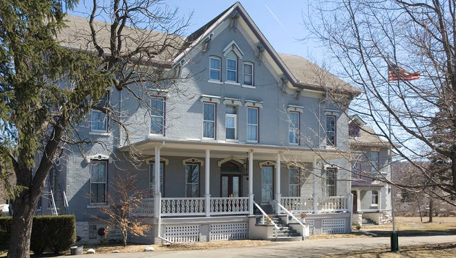 Lindenwald Haus, a bed and breakfast located along Grand Central Avenue in Elmira, was recently sold to Elmira Jackals co-owner Tom Freeman. It will soon be used to house the team.