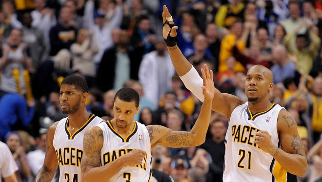 Prediction: Pacers over Wizards in six games.