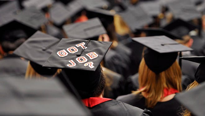 Students and graduates now owe more than $1 trillion.