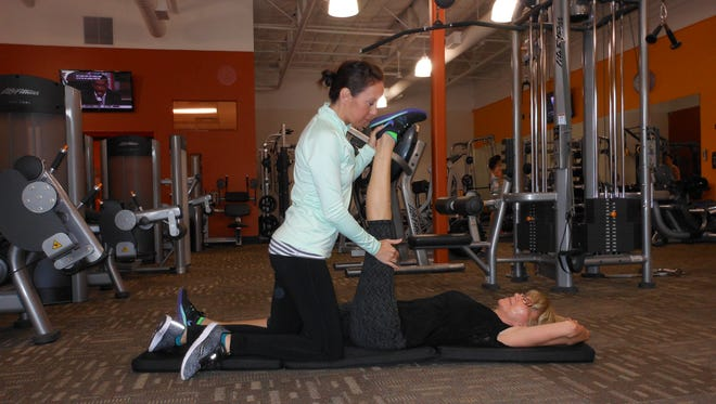 PNF is a method of stretching the muscles to maximize their flexibility.