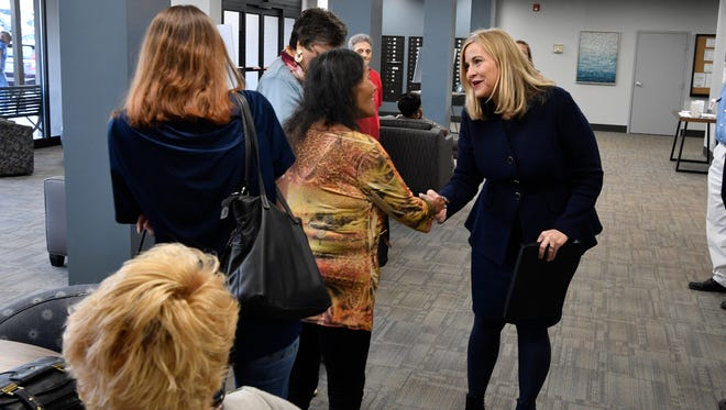 Former Mayor Megan Barry, who resigned March 6, reportedhaving$338,077 cash on hand as of the most recentreporting period in January after raising $146,727 between July 1, 2017, and Jan. 15.