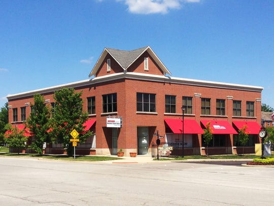 The new Indiana Members Credit Union will be located