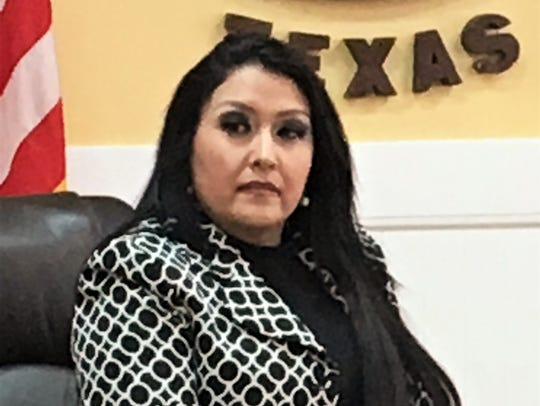 Socorro City Manager Adriana Rodarte