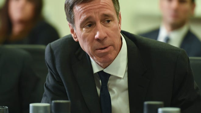 Arne Sorenson is president and CEO of Marriott International, says there are hurdles, but also great possibilities to doing business in Cuba..