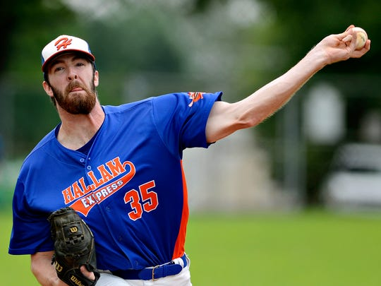 Alex Tucci will look to help Hallam win its first-ever Tom Kerrigan Memorial Tournament crown. DISPATCH FILE PHOTO