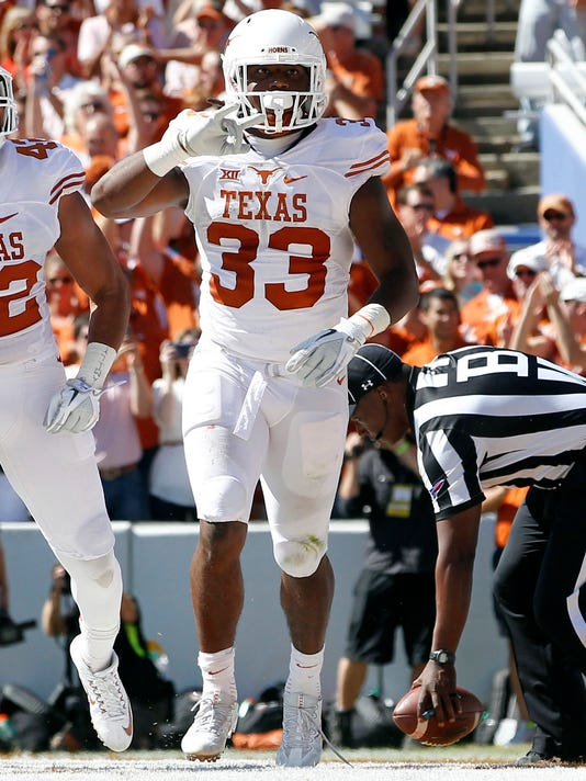 USP NCAA FOOTBALL: TEXAS AT OKLAHOMA S FBC USA TX