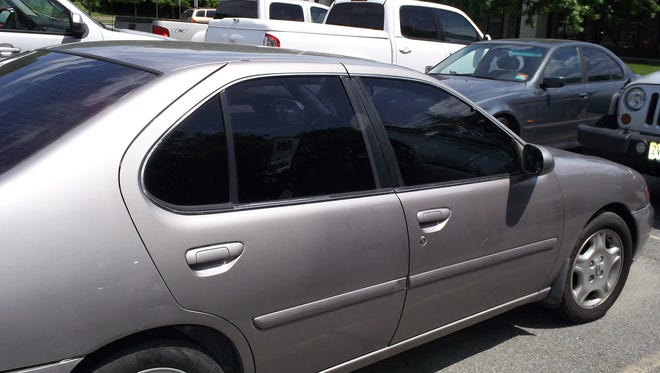 Laws on tinted car windows vary by state. New Jersey has some of the strictest rules.