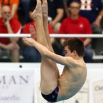 Chambersburg's Nick Cover named All-American diver