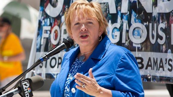 Center for Arizona Policy Director Cathi Herrod.
