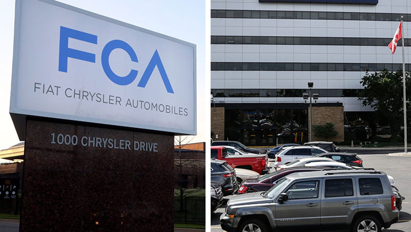 Fiat Chrysler Uaw Officials Accused Of Laundering Money