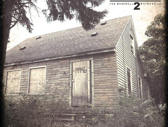 EMINEM album