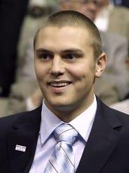 Track Palin, son of former Alaska Gov. Sarah Palin,