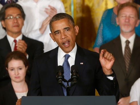 President Obama has launched a new offensive to promote the Affordable Care Act.