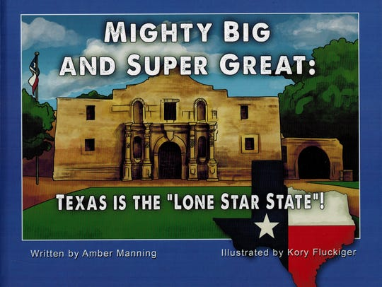 """Mighty Big and Super Great: Texas Is the Lone Star"