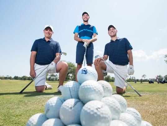 UWF men's golf