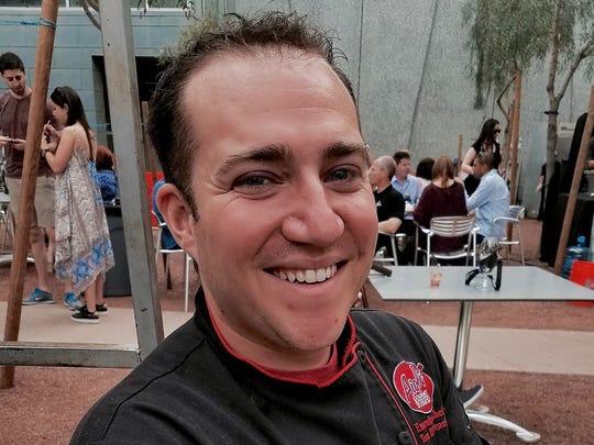Thomas D'Ambrosio: Executive chef, owner, Aioli Gourmet
