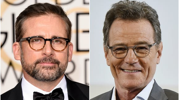 Steve Carell and Bryan Cranston will have you laughing