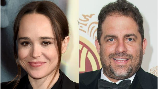 Actress Ellen Page claims producer/director Brett Ratner outed her as gay when she was 18 years old.
