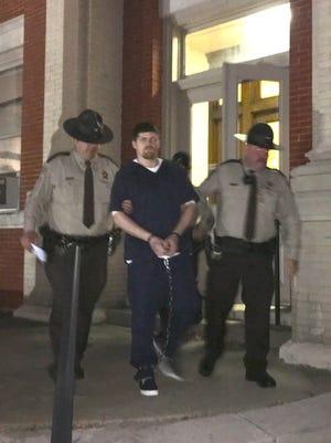 Steven Lanier, 33, was convicted Thursday of first-degree murder.