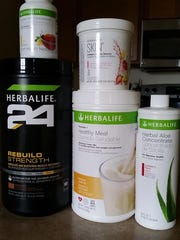 Herbalife offers a variety of products.