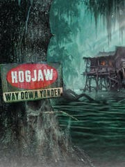 Hogjaw album cover