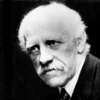 Portrait taken in Oslo in September 1961, of Norwegian Fridtjof Nansen, High commissioner for relief among refugees at the Humanitarian League of Nations. Nansen, the great explorer and naturalist who crossed Greenland on skis at the end of the 19th century, received the Nobel Peace Prize in 1923.