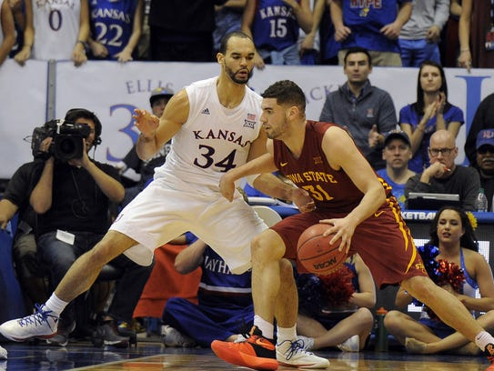 Can Georges Niang and Iowa State stop the best team