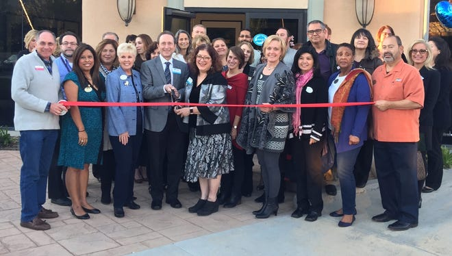 A ribbon cutting was held during the grand opening of Comfort Keepers' new office at 3249 Old Conejo Road in Thousand Oaks.