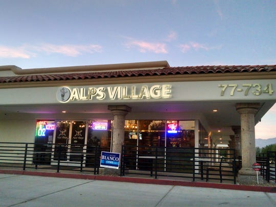 Alps Village is located in Palm Desert.