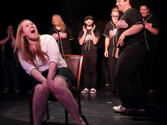 Audience participation is a key element in Utility Players improv shows.jpg