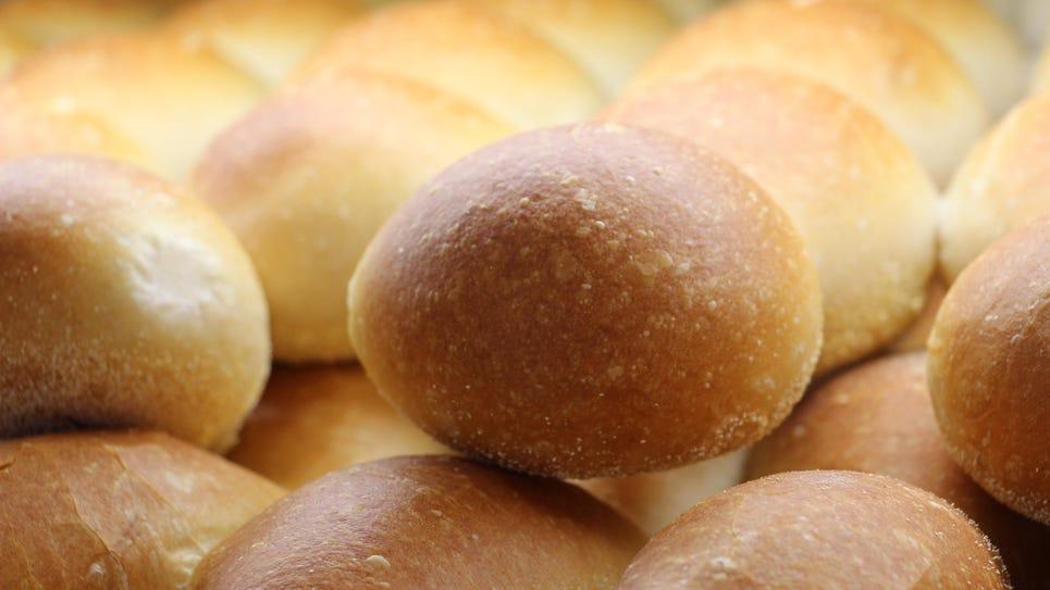 Bread Round Rolls Sorrento