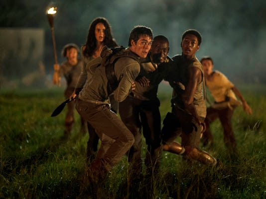 Film Review The Maze Runner