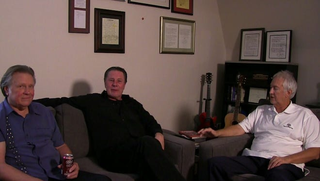 """Mark James, Bart Herbison and Johnny Christopher discuss """"Always On My Mind."""""""