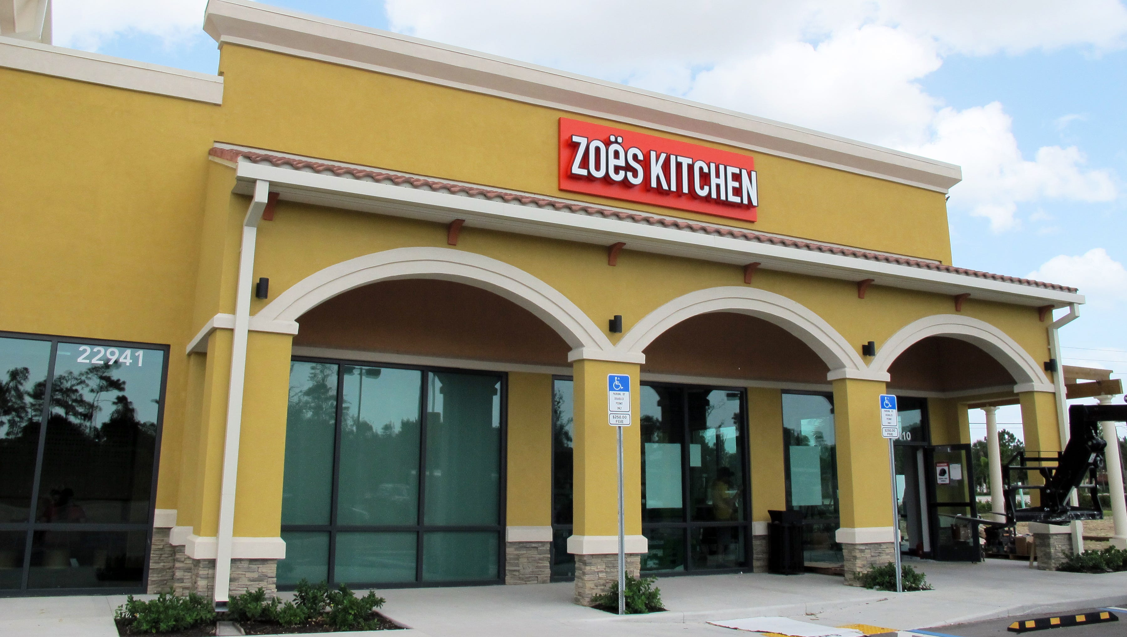 Zoes Kitchen Plans 3 Locations In Collier Lee