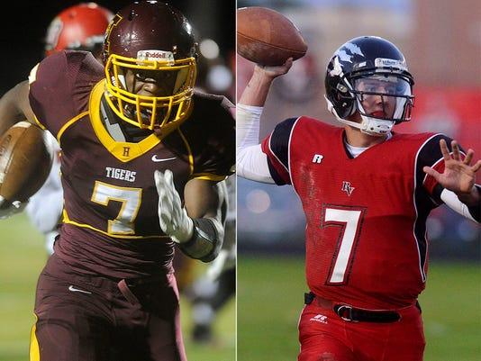 Football - Harrisburg - Brookings Football
