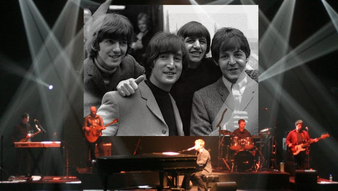 Jim Witter will present a tribute to the music of Lennon and McCartney to kick off The Arts Council season.