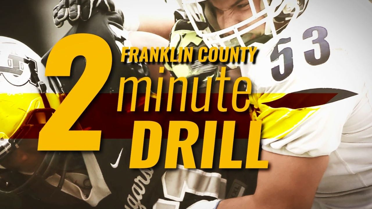 Watch: Franklin Co. Two-Minute Drill, Week 7