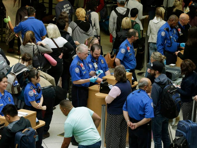 Trump Proposes To Hike TSA Fee On Airline Tickets