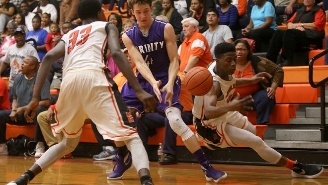 Middleton beat Trinity Christian Academy last month. Both are contenders for the District 15-A title.