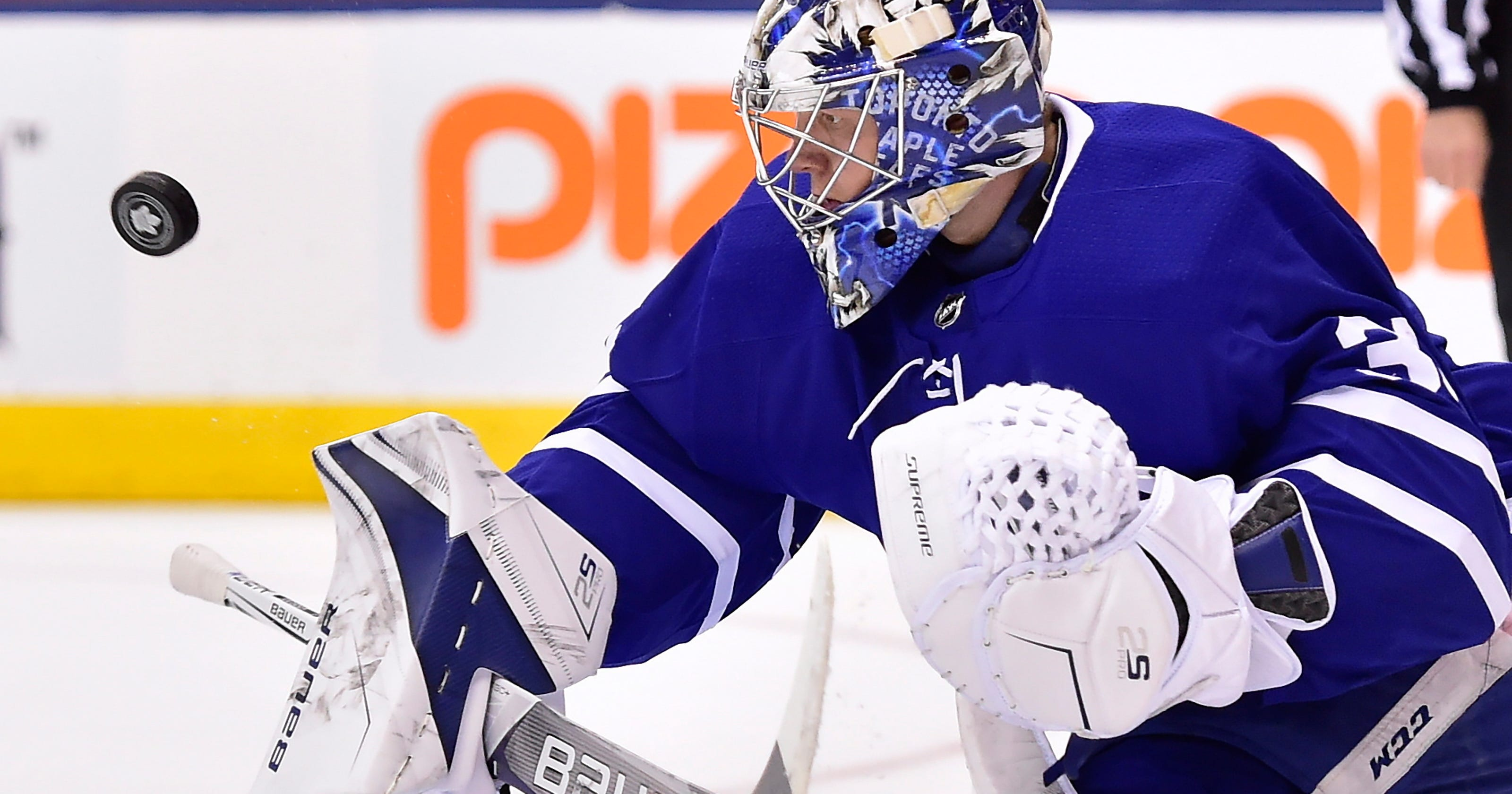 cd8ac4e43a4 Maple Leafs top Panthers for franchise-record 46th win
