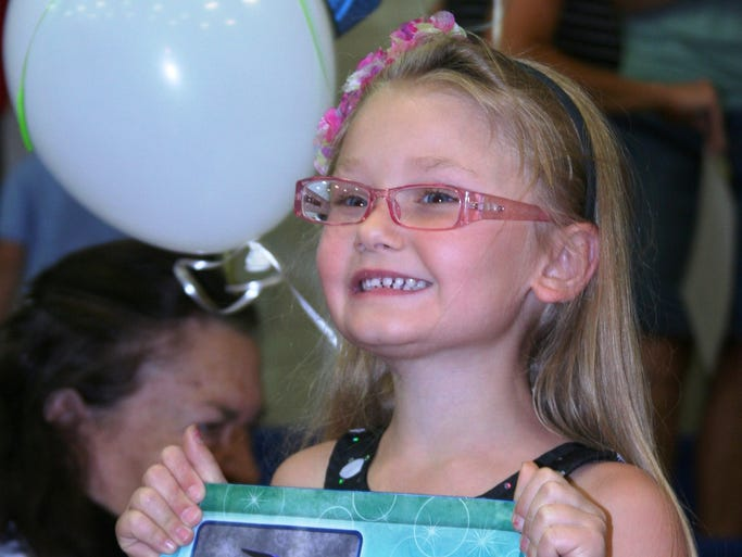 Images from the Yerington Elementary School graduation May 29.