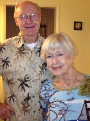 Mel and Joan Sullens.