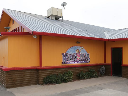Mamacitas Bar & Grill  is located at 1580 Clint Cut-Off Road, off Interstate 10 at the Clint exit.